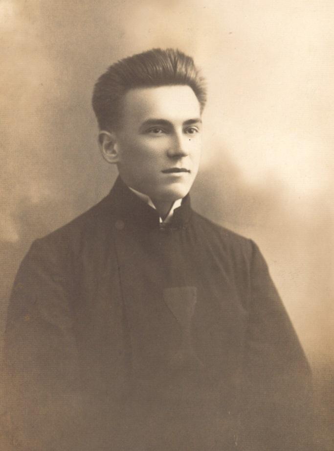 Duchovní Alois Václav Čikl