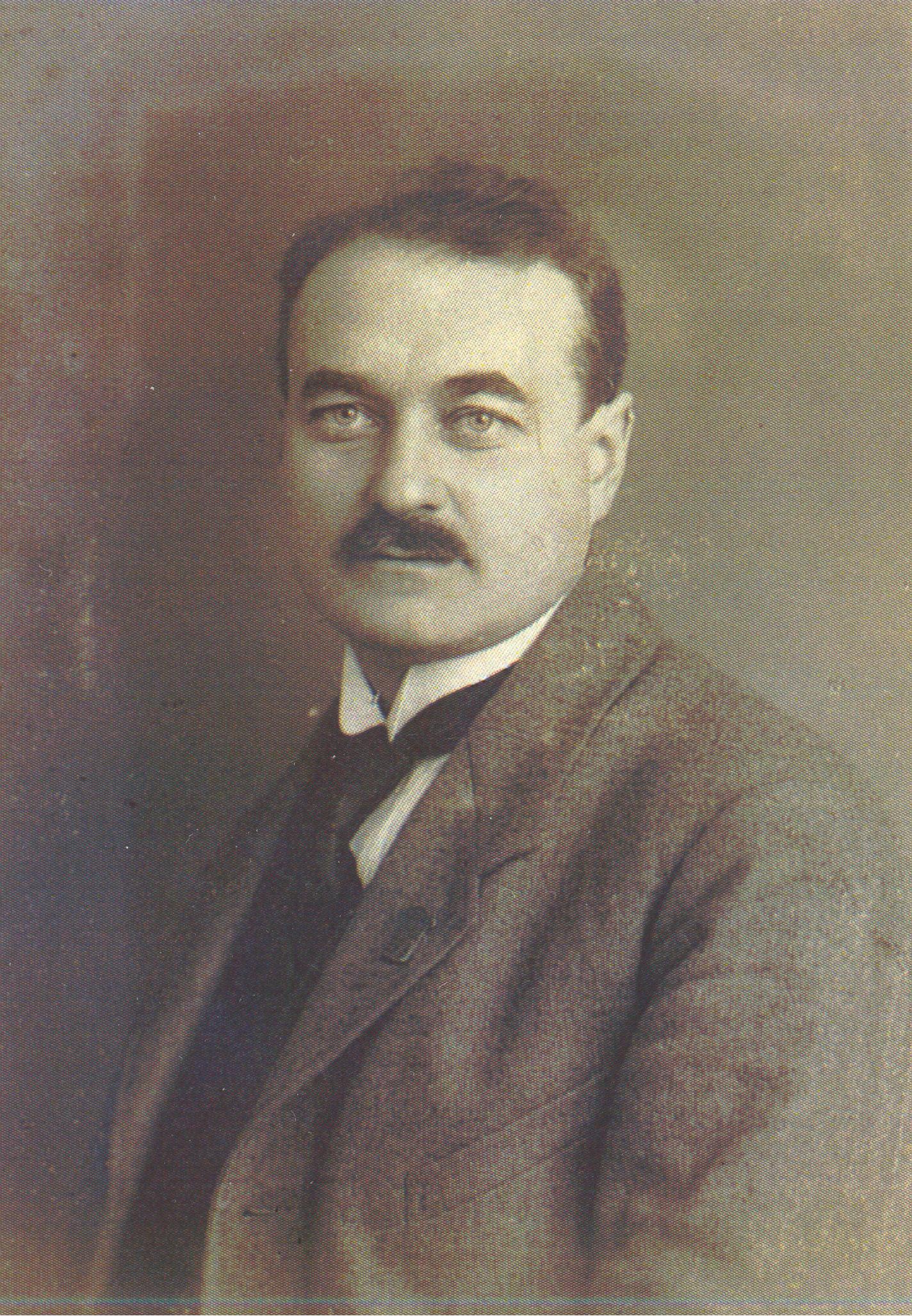 Duchovní František Prokop Šimek