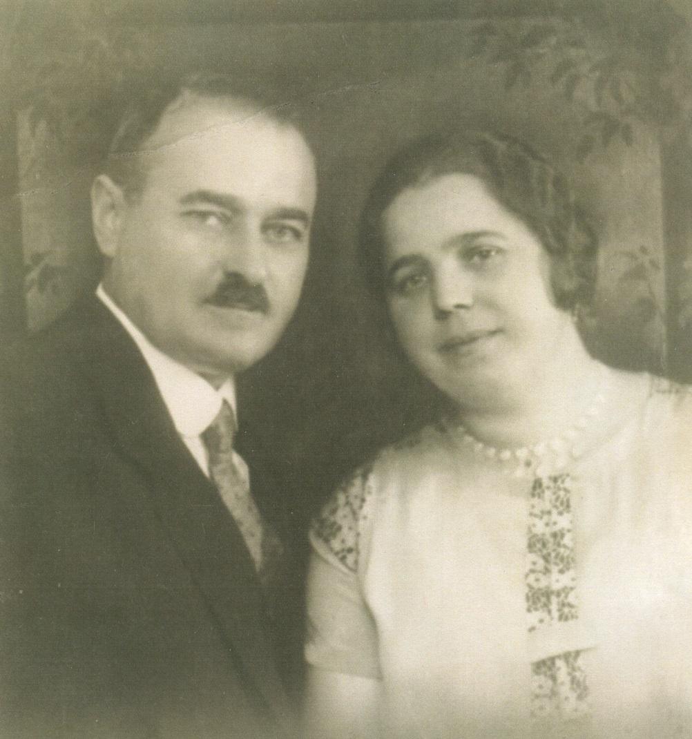 Manželé Šimkovi